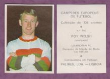 Glentoran Roy Welsh